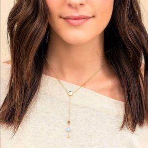 gorjana Makena Adjustable Lariat Necklace